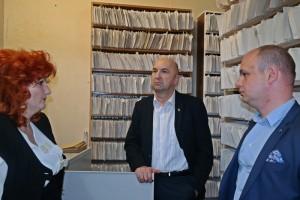 Prefectul Radu Bud nemulțumit de situația de la Pașapoarte