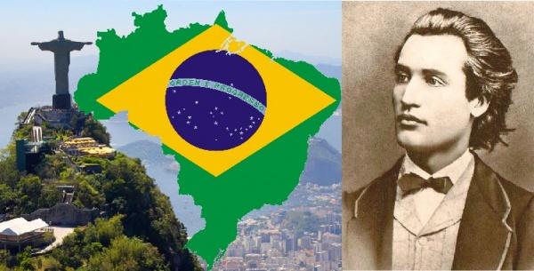 Ambasadorul Braziliei i-a mulțumit lui Eminescu pentru… creșterea economică spectaculoasă a țării sale!!!