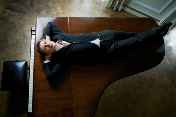 Pianistul  Sergiu Tuhuţiu, la ICR Londra