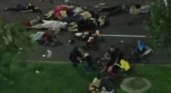 Atentat terorist de Ziua Naţională a Franţei: 80 de morţi şi 120 de răniţi