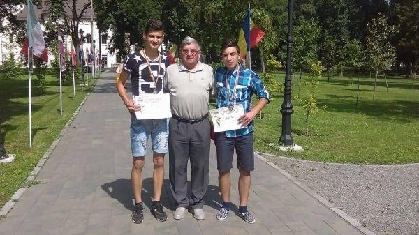 Încă un titlu de vicecampion naţional la atletism  pentru careianul Cătălin Mărneanu