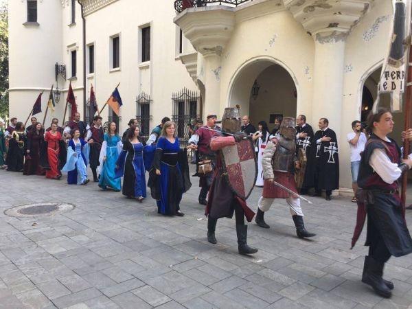 Festival Medieval Carei 2016