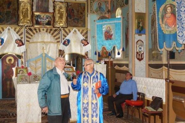 Consilierul primarului MINTE cu NERUŞINARE. Preotul din Ianculeşti nu a fost contactat de Protopop pentru a-şi cere scuze