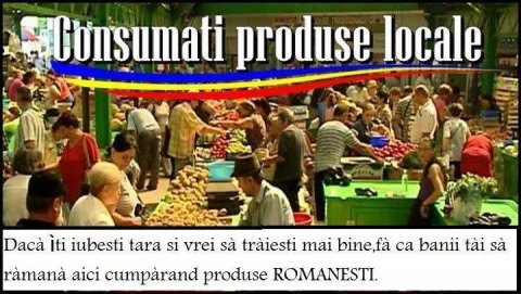 51% produse românești în supermarket! Lege promulgată de preşedintele Iohannis