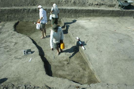 Tabără de arheologie la Bobald