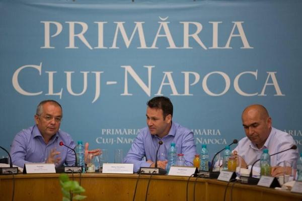 Emil Boc, ales președinte al Asociației Municipiilor din România Nord-Vest. Primarul Bistriței este vicepreședinte iar al Careiului are datorii la bugetul de stat