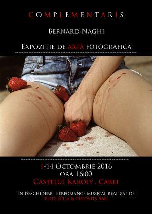 Expoziție de artă fotografică Bernard Naghi