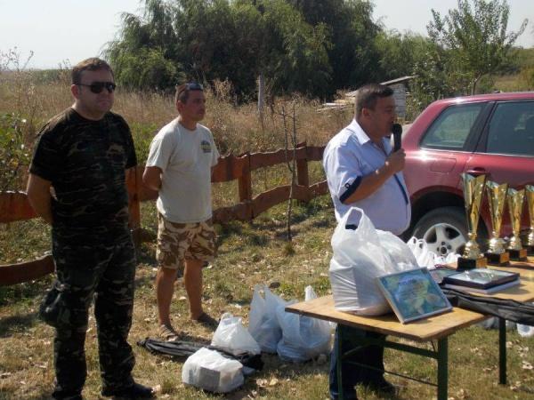 19 echipe la concursul de pescuit de la lacul Ianculeşti
