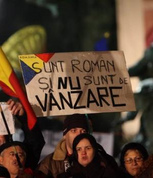Românii din Austria ies în stradă