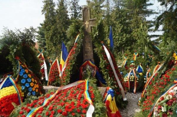 Comemorarea Eroului Național Avram Iancu la Țebea