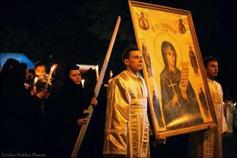 Sărbătoarea  Sfânta Cuvioasă Parascheva