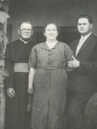 Fatidicul an 1940, începutul calvarului familiei Coposu