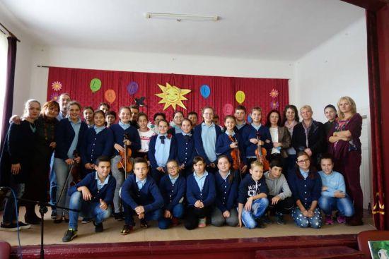 Ziua Educației la Școala Vasile Lucaciu