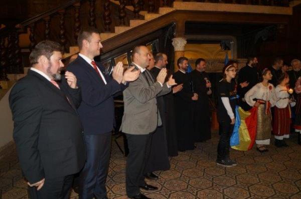 Spectacol omagial dedicat Zilei Naţionale a României la Carei