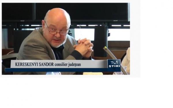 SCANDALOS. Daniel Prodan  umilit de un consilier județean UDMR din Satu Mare