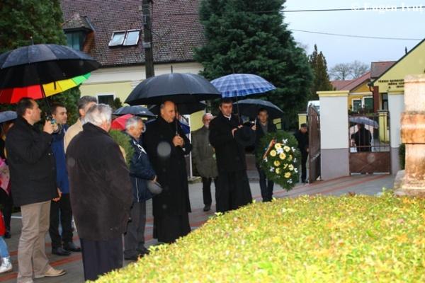 Comemorarea a trei personalităţi la Leta Mare în prezenţa PS Virgil