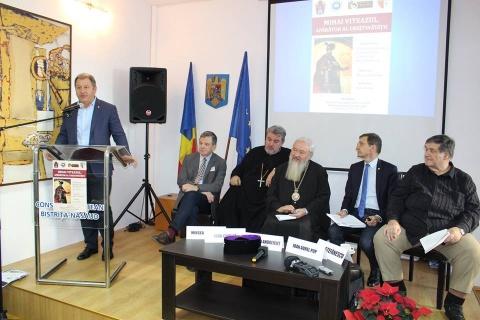 Rectorul UBB,acad.Ioan Aurel Pop: Mihai Viteazul, un român și un creștin adevărat