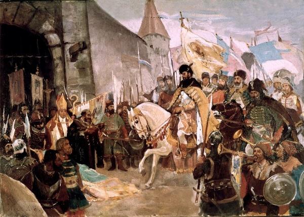 417 ani de la intrarea lui Mihai Viteazul în Alba Iulia