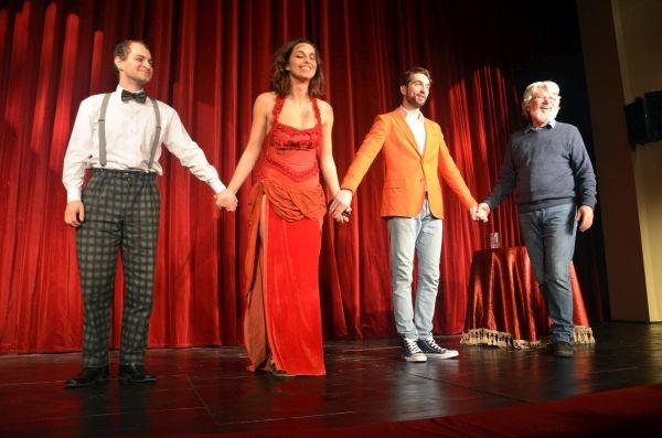 Tinere talente pe scena Teatrului Municipal Carei