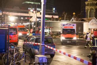 Atacatorul din Berlin este un refugiat de-abia sosit în Germania