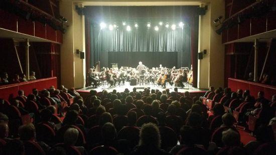 Concert al Filarmonicii din Satu Mare la Carei