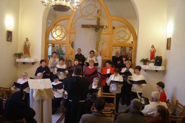 ,,Mare bucurie,, concertul de colinzi de la Biserica Sf.Anton de Padova din Carei