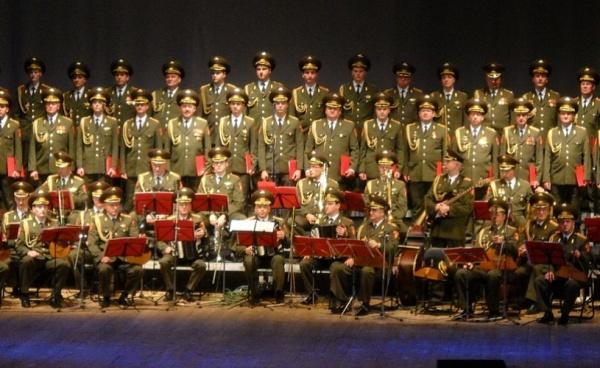 Crăciun tragic pentru Corul Armatei Roşii