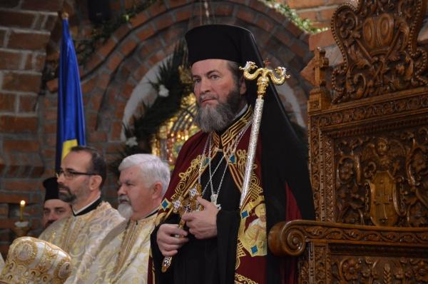 Prezenţe sătmărene la întronizarea Preasfințitului Părinte Iustin, noul Episcop al Maramureșului și Sătmarului