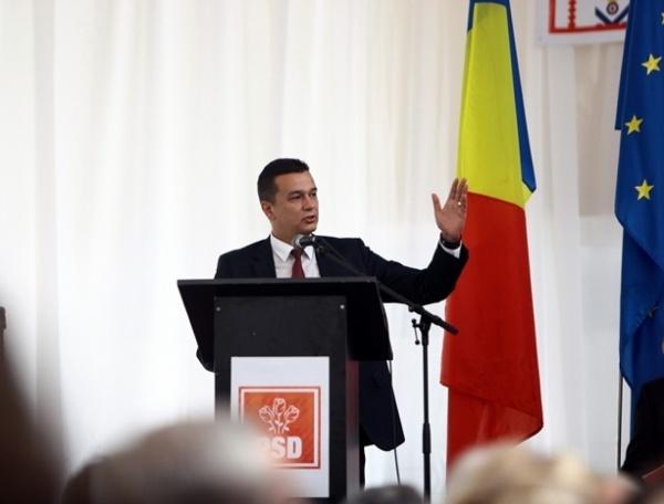 Sorin Grindeanu este noua propunere de prim-ministru