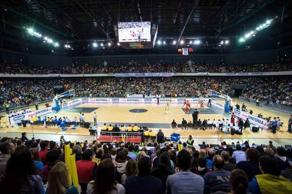 Cluj Napoca mai inaugurează o bază sportivă iar judeţul Satu Mare  e singurul fără Sală Polivalentă