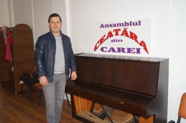 """Adrian Paşca: """"Vă aştept şi în acest an la spectacolele Ansamblului Ceatăra,,"""