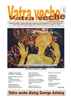 A apărut primul număr din acest an al revistei Vatra Veche