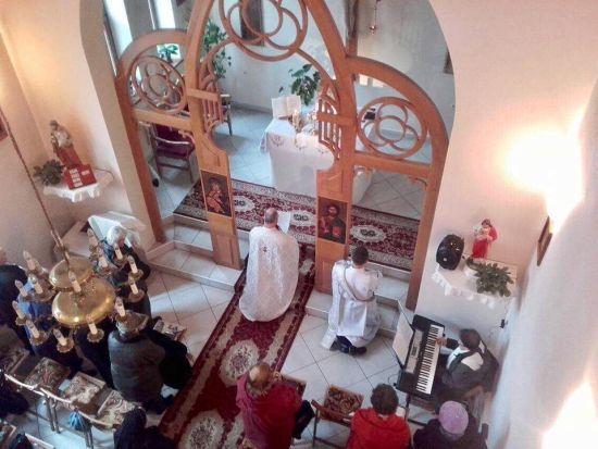 Biserica Sf.Anton de Padova din Carei a propus sfinţii patroni pentru credincioşii săi