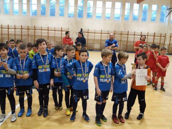 FC Kinder Carei locul 3 la turneul de la Kisvarda