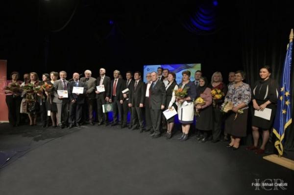 Câștigătorii Premiilor de Excelență pentru Românii din Comunitățile Istorice