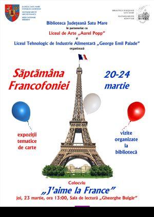 Săptămâna Francofoniei