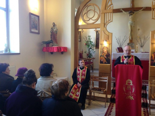 Rugăciune ecumenică la Carei