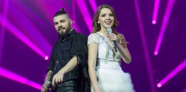 Ilinca & Alex Florea vor reprezenta România la Eurovision Kiev 2017