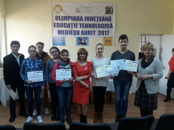 Elevii careieni Racolţa George şi Oros Alexandru calificaţi la Naţionala de Tehnologie