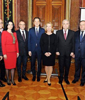 Comemorarea foștilor parlamentari români din Dieta de la Viena