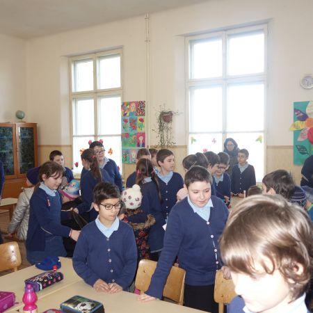 Ziua Porţilor Deschise la Şcoala  ,,Vasile Lucaciu,, din Carei