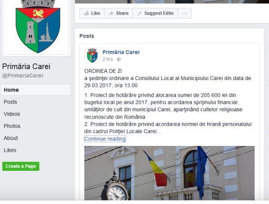 Primăria din România care îşi  bate joc de locuitorii săi