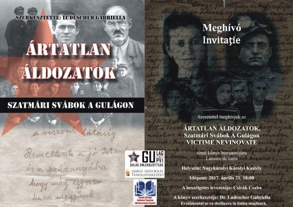 Despre şvabii sătmăreni doar în limba maghiară