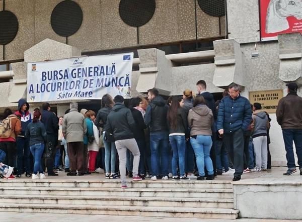 Industria mecanică din judeţ a  lansat principala ofertă la Bursa  locurilor de muncă