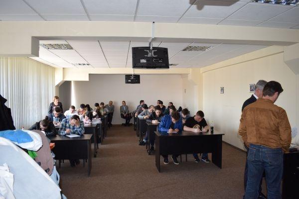 Concursul ,,Ştiu şi aplic- 2017,, organizat de ITM şi IŞJ.  Câştigătorii