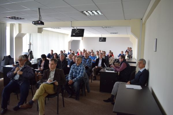 Simpozion organizat la I.T.M. Satu Mare
