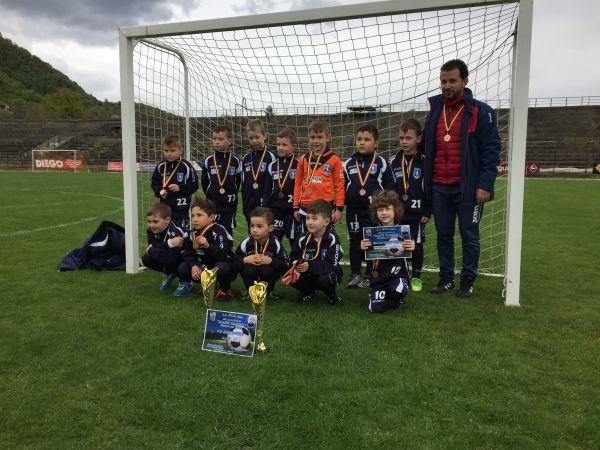 """FC Kinder Carei la memorialul """"Radu Pamfil"""", ediţia a III-a"""
