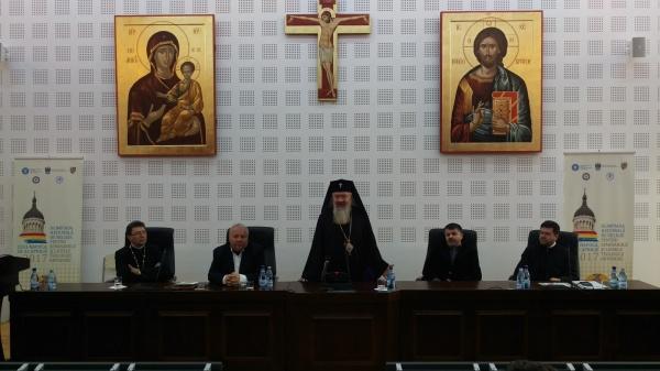 Festivitatea de premiere a elevilor participanți la Olimpiada Națională de Religie de la Cluj-Napoca. Careianul Andrei Donca pe locul 8