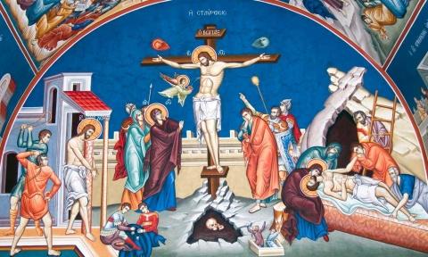 Vinerea Mare – moartea și îngroparea Domnului
