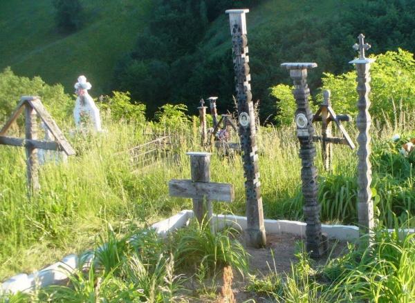 Mesajul Dacic din cimitir